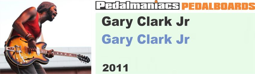 Gary-Clark-Jr-pedalboard
