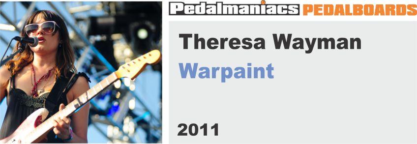 Theresa-Wayman-pedalboard-gear