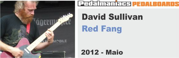 Red Fang-David Sullivan-pedalboard