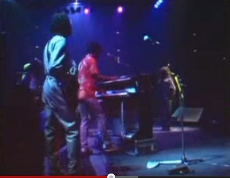 Pedais do Al Anderson com Bob Marley  and the wailers