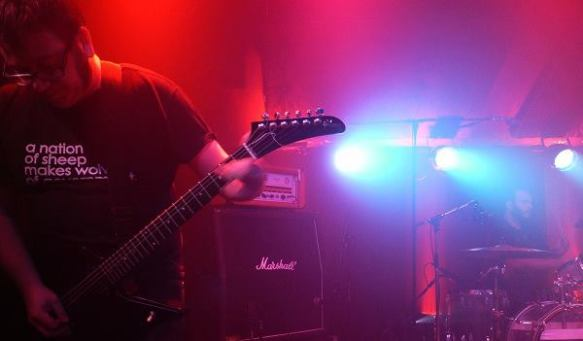 Beastwars Guitar Clayton Pedals Pedalmaniacs Sludge