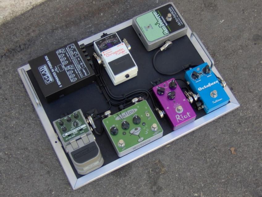 brian ray pedalboard