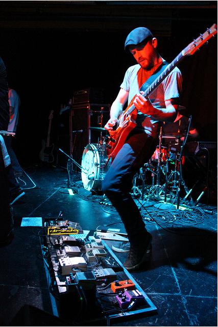 Dredg Mark Pedalboard 2011 2