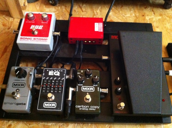 George Bokos Rotting Christ Stone Cold Dead Pedalboard Gear 01
